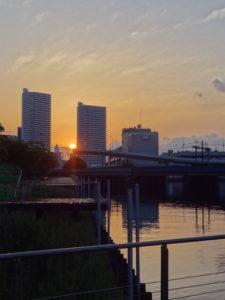 Portside Park Sunrise