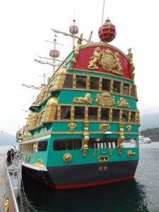 Lake Ashi Ferry