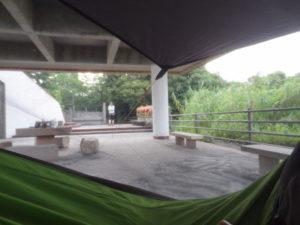 Dinosaur Park Urban Camping