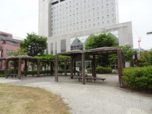 Matsumoto Urban Camping Japan