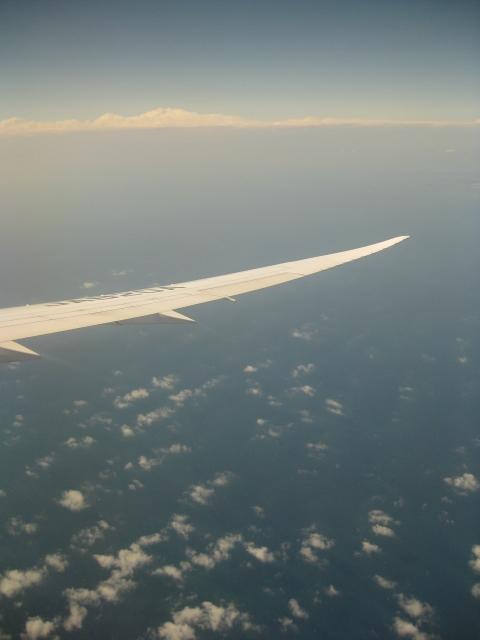 Japan, Airplane, Tokyo, Backpack