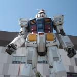 Odaiba Gundam Japan