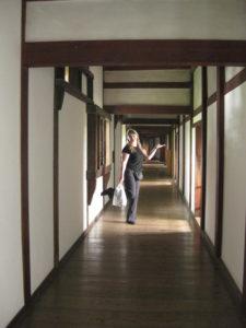 Long Corridor, Himeji Castle