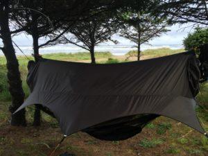 First Time Hammock Camper