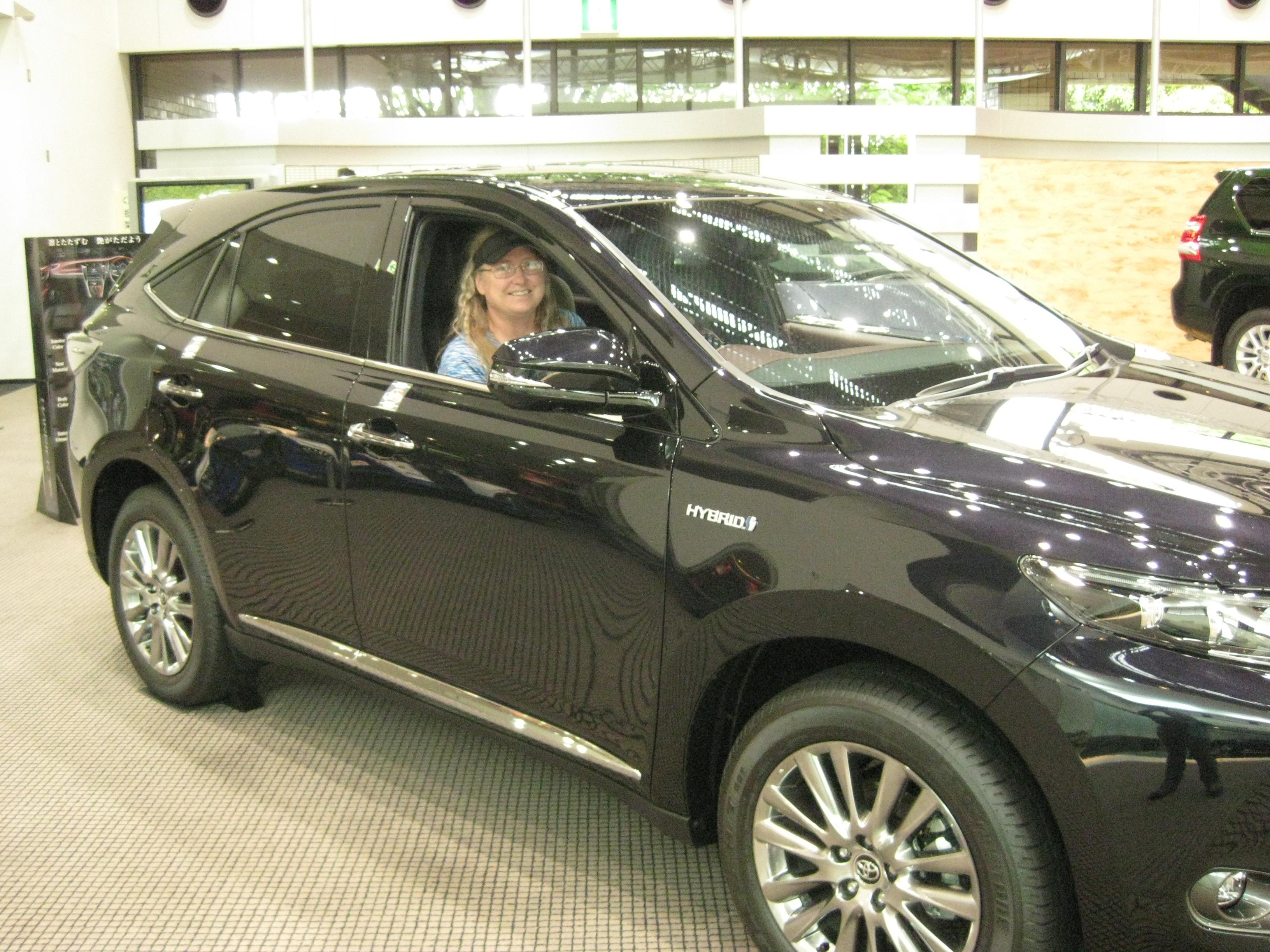 Toyota Factory Tour